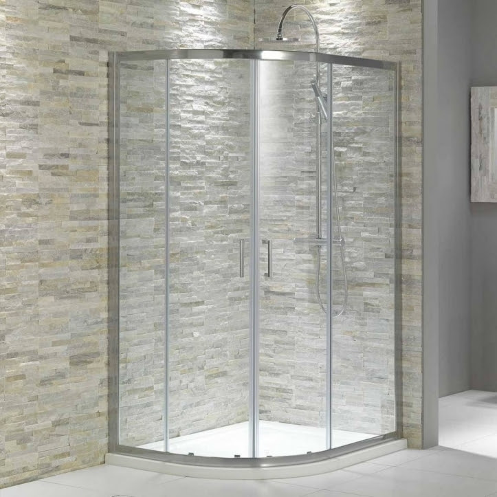 Bathroom Wall Tile Ideas With Corner Glass Shower Room For Small Bathrooms Small Room Decorating Ideas