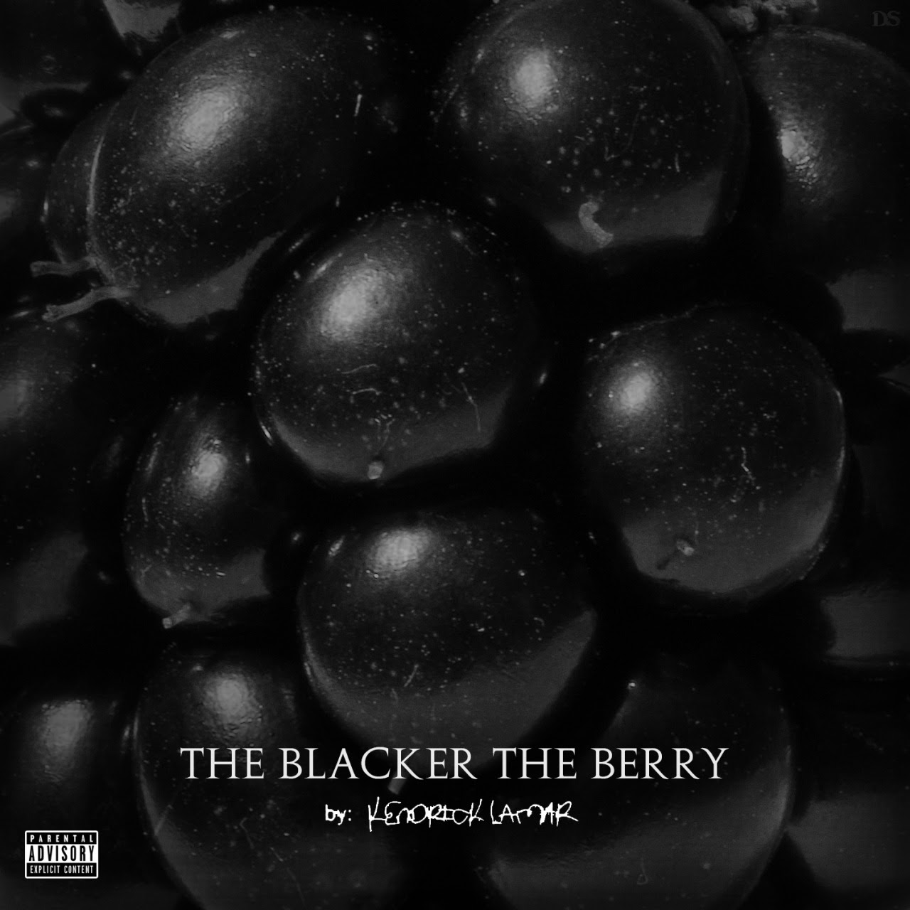 Kendrick Lamar, The Blacker The Berry (single cover art), To Pimp A Butterfly (2015) #Kendrick #Lamar