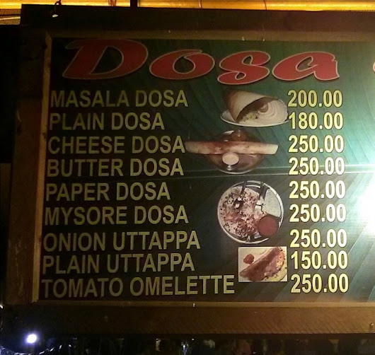 Is it gold plated dosa?  - Horn OK Please