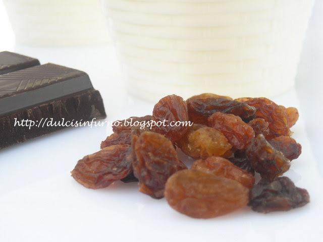 Cioccolato e Uvetta