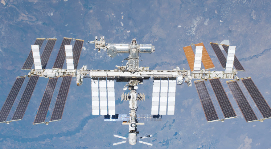 International Space Station. Credit: NASA