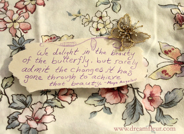 Heartblooms The Beauty Of The Butterfly Inspiration From Maya Angelou