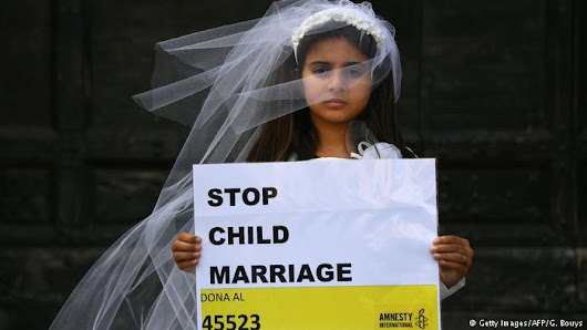 "Germany Moves To Ban Child Marriages After Finding 1500 CASES Among ""Refugees"""