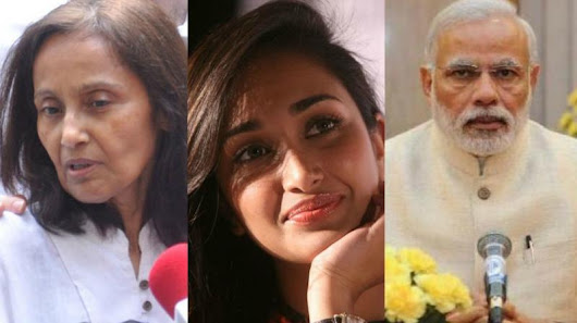 Jiah Khan's mother writes open letter to Modi, calls CBI incompetent