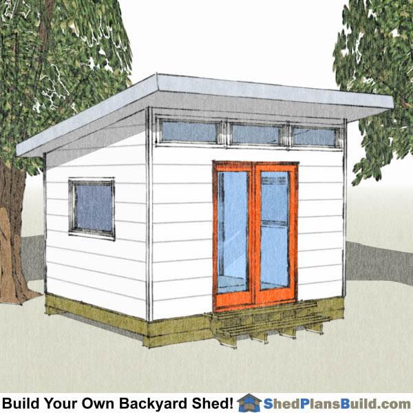 Backyard Shed Plans