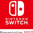 Nintendo Switch Presentation on January 12, 2017