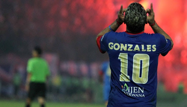 Kalahkan Persib, Arema Juara Inter Island Cup