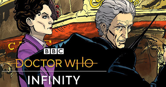 "Tiny Rebel Games has just announced the full launch of ""Doctor Who Infinity"""