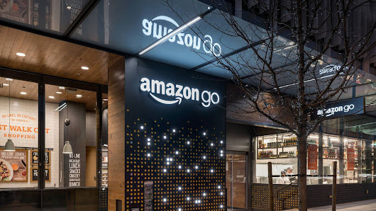 Amazon's cashier-free store reportedly breaks if more than 20 people are in it