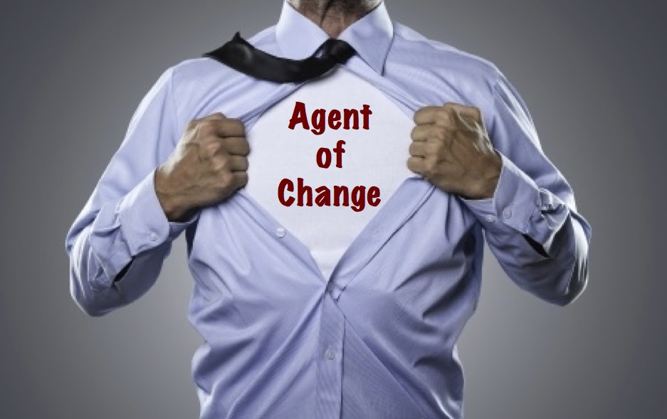 Image result for change agents