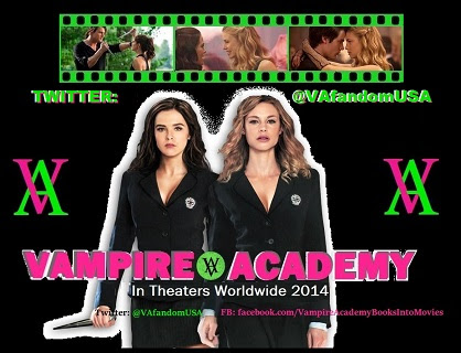 Vampire Academy: Really Want The Sequel? Prove it!