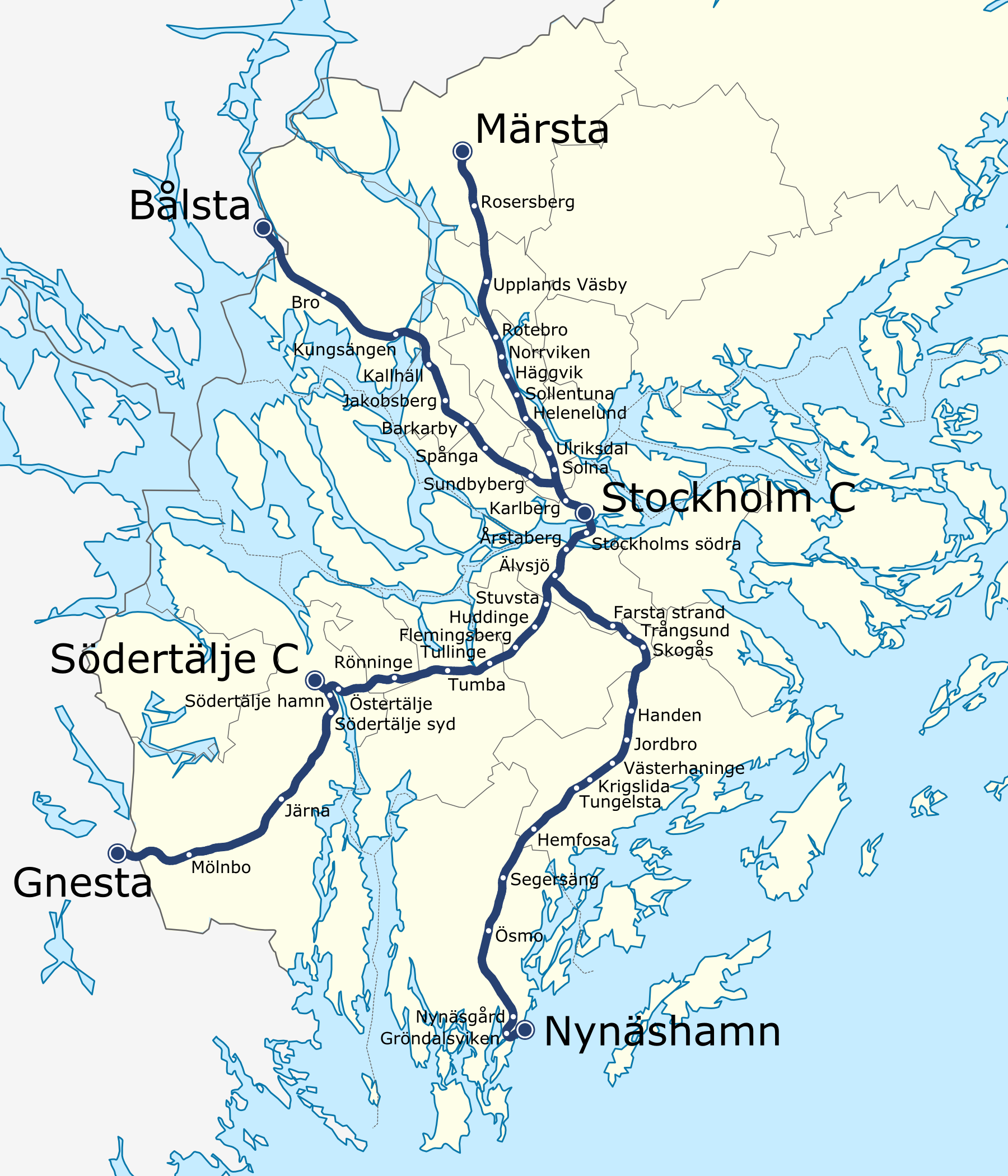 File:Stockholm commuter rail geographic map.png - Wikimedia Commons