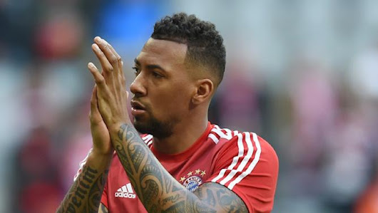 Several weeks pause for Boateng