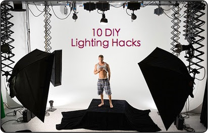 DIY Lighting Hacks for Digital Photographers - Digital Photography School