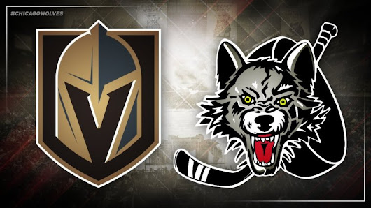 BREAKING NEWS: Golden Knights Make It Official With AHL's Chicago Wolves As Their Minor League Affiliate