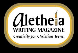 Aletheia Logo - Oval border
