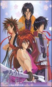 Rurouni Kenshin, Nobuhiro Watsuki