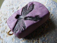 Dragonfly pendant for sale on etsy