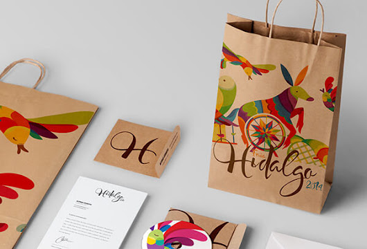 Fun and Colorful Branding Proposal for the 2014 Hidalgo State Fair