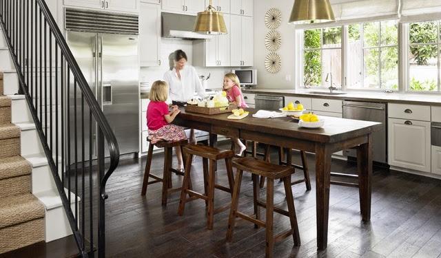Island Kitchen Table