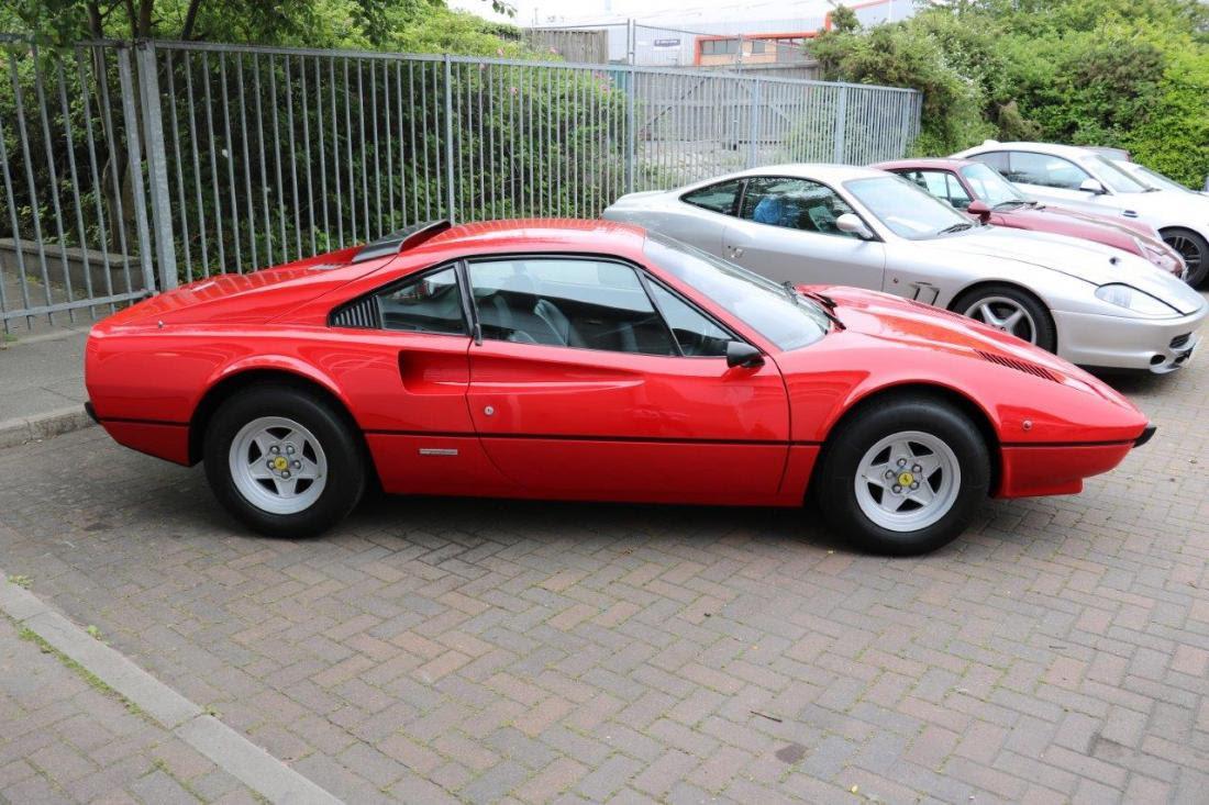 Ferrari 308 Gtb For Sale In Ashford Kent Simon Furlonger