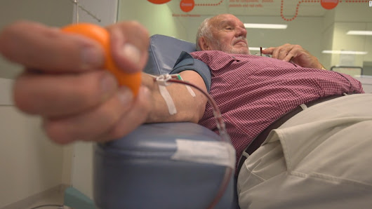 He donated blood every week for 60 years and saved the lives of 2.4 million babies - CNN