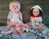 After Christmas SaleAntique celluloid doll instant collection.....SALE - happydayantiques