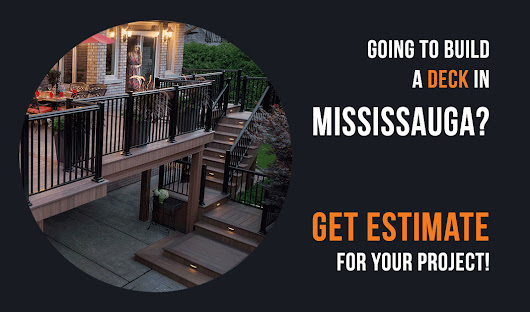 Going to build a deck in Mississauga?
