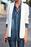 11 WAYS TO WEAR DENIM-ON-DENIM