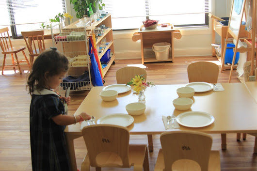 Montessori curriculum for 2 year old