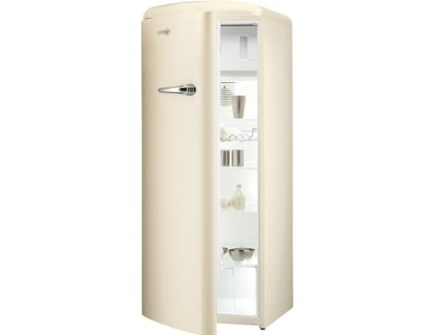 Gorenje Kühlschrank Creme Retro : Gorenje kühlschrank retro: gorenje rb 60299 oc l türanschlag links