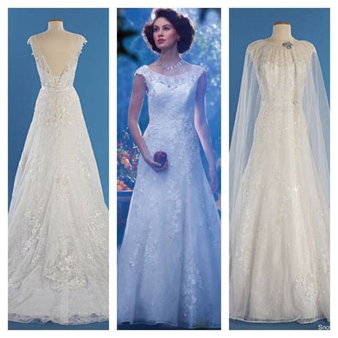 Snow White Wedding Dress by Alfred Angelo Amazing