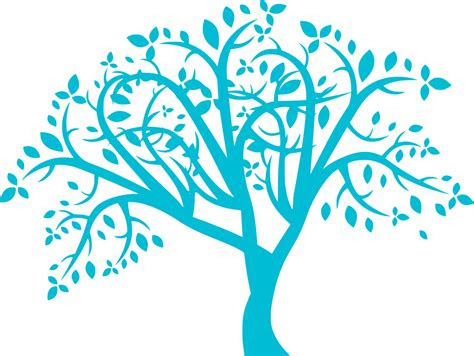 svg pokok berkembang logo hiasan imej ikon svg