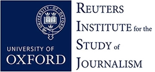 Image result for UK Reuters Institute Fully Funded Journalism