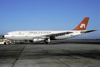 Indian Airlines Airbus A300B4-203 VT-EHC (msn 181) SHJ (Rolf Wallner). Image: 912889.