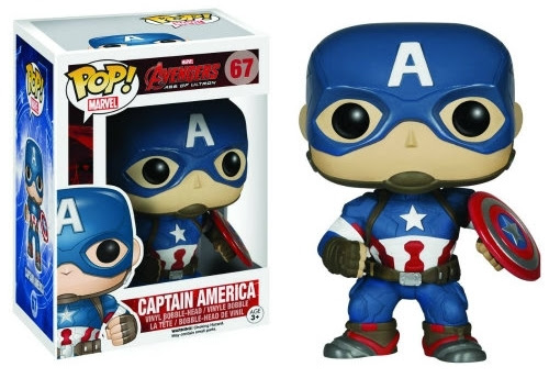 Detailed Look at the upcoming Avengers: Age of Ultron Pop! Vinyls by Funko
