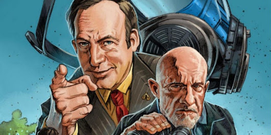 Better Call Saul Comic Book Released Online