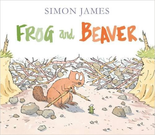 Review: Frog and Beaver by Simon James