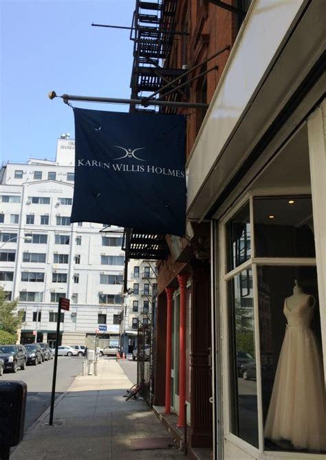 Karen Willis Holmes Wedding Dresses   New York Bridal Boutique