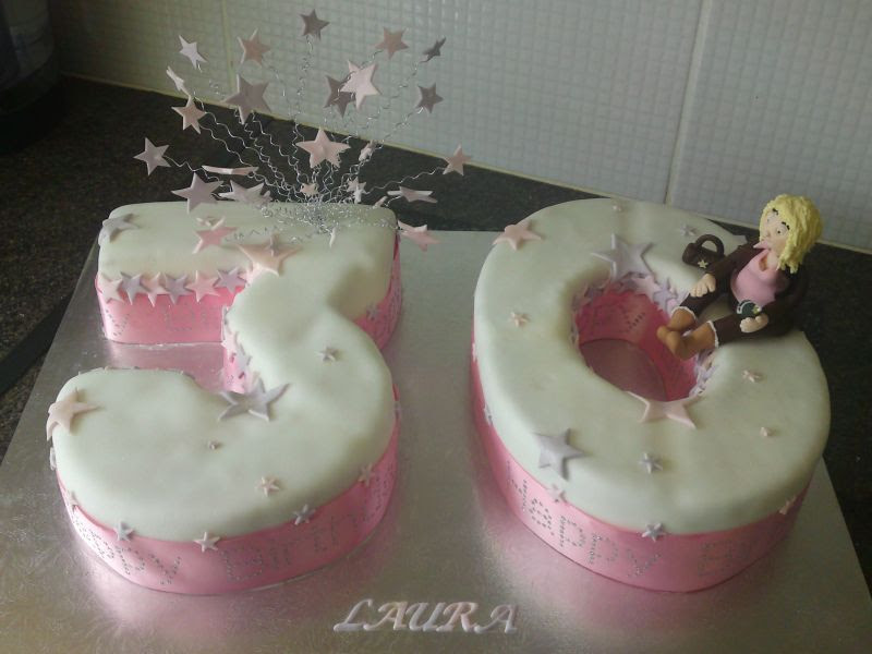 images of 30th birthday cakes