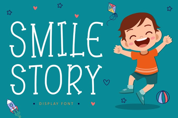 Smile Story Font