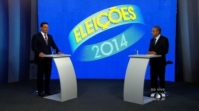 Debate na TV Anhanguera reúne candidatos ao governo de Goiás