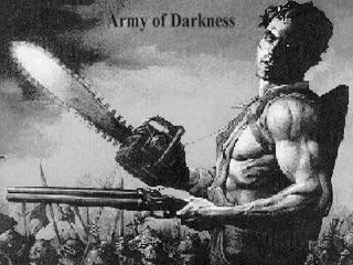 ONEMANDOOM: WAD Reviews: Army of Darkness Doom (AODDOOM1 WAD
