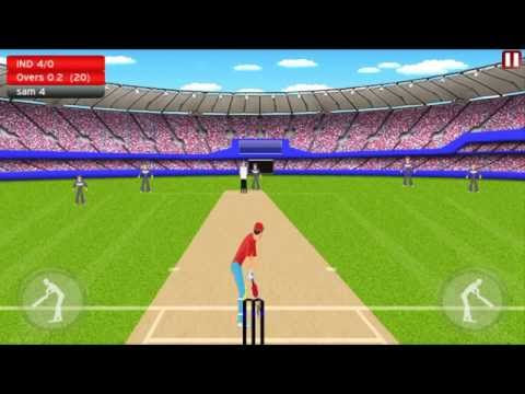 StickMan Cricket Game