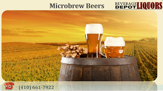 Buy all type of Beers at our Store | Call us (410) 661-7922