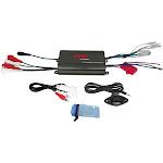Pyle Hydra Series PLMRMP3B 4-Channel Marine Amplifier - 800W