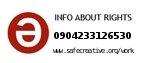 Safe Creative #0904233126530