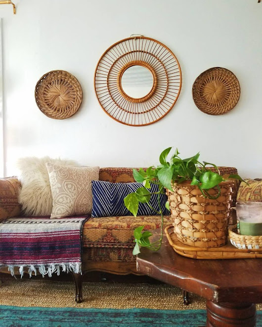 Bohemian Textiles For A Global Boho Look - A Designer At Home