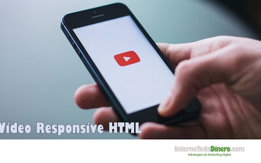 Video Responsive HTML | Marketing Digital Colombia