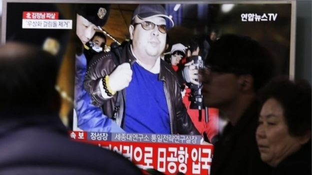 Ông Kim Jong-nam